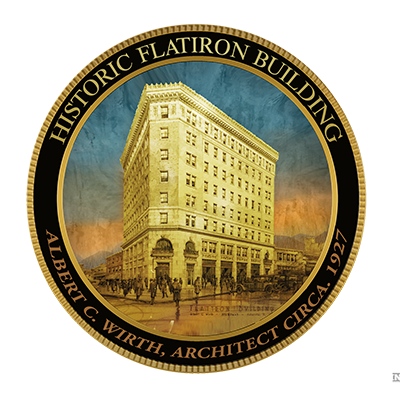 Flatiron Building - Asheville NC